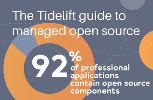 Image showing the guide to managed open source